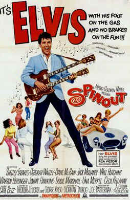 Spinout - Elvis Movie Posters