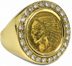 Elvis-Presley-Owned-Indian-Head-Gold-Diamond