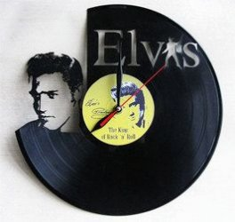 Elvis-Wall-Clock