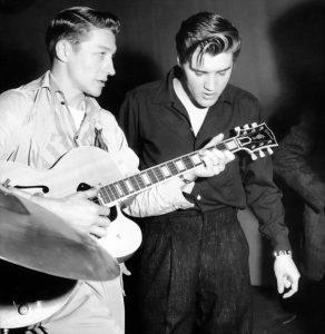 1956 Elvis Scotty