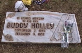 Buddy Holly Grave Site