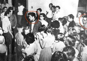 Only Known Photos of Elvis and Buddy Holly