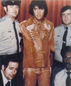 Elvis Presley Police