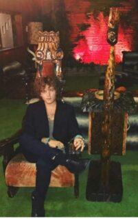 Ben Keough at Graceland