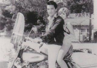 Deborah Walley Elvis Bike