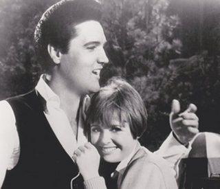 Deborah Walley Elvis Presley