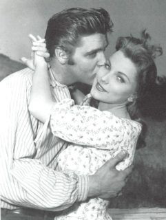 Elvis Debra Paget Love Me Tender