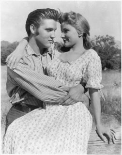 Debra Paget Elvis the look of Love