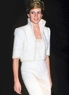 Princess Diana Elvis Look