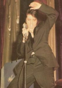 Elvis Candid 1950s