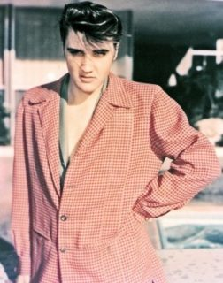Elvis Pink Fashion