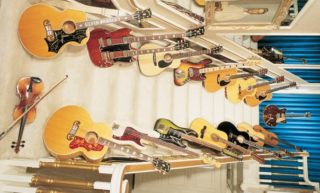 Elvis Guitar Collection