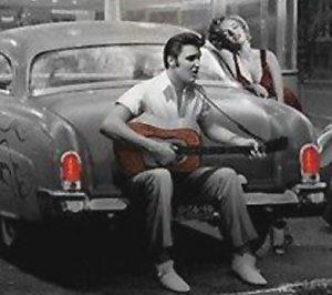 Elvis Marilyn Date