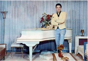 Elvis-White-Piano