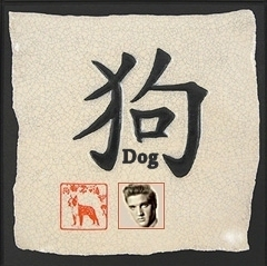 Elvis Born Year of the Dog