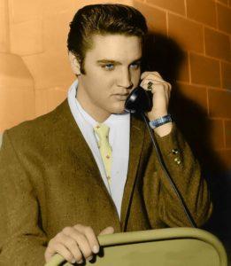 Elvis Candid 50s