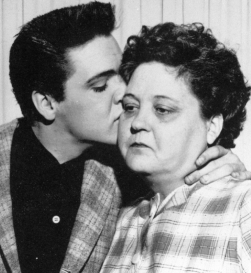Gladys Love Presley Kiss