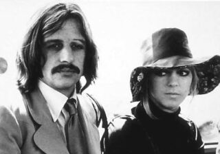 Ringo Starr and wife Maureen meet Elvis