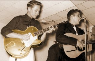 Scotty Moore Gibson Guitar