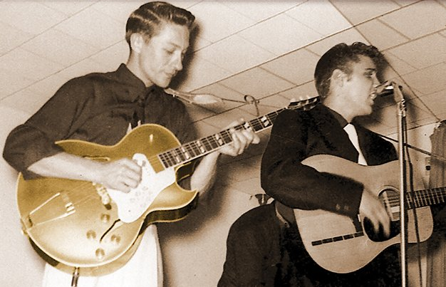 Worth Harley Davidson >> Scotty Moore Elvis Original Sun Studio Memphis Guitarist