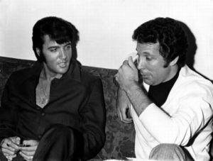 Tom Jones at Graceland 1974